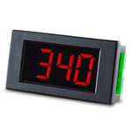 Lascar Digital Voltmeter DC, LED Display 3.5-Digits ±1 %, 38 x 18 mm
