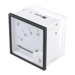 GILGEN Muller & Weigert DC Analogue Voltmeter, 40V, 92 x 92 mm, Class 1.5 Accuracy