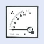 GILGEN Muller & Weigert AC Analogue Voltmeter, 250V, 92 x 92 mm, Class 1.5 Accuracy