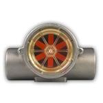 Gems Sensors RFI Series RotorFlow Flow Indicator, 1.5 gal/min → 20 gal/min