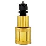 Gems Sensors Vertical Float Switch, Brass, SPST NC, Float, 25ft