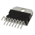 Magnatec, L296 Step-Down Switching Regulator, 1-Channel 4A Adjustable 15-Pin, MULTIWATT V