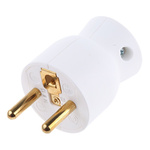 Legrand French Mains Connector Type E, 16A, Cable Mount, 250 V ac