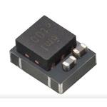 1-Channel, DC-DC DC-DC Converter, Selectable, 1A 6-Pin, LGA-6EP