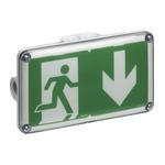 Legrand LED Emergency Lighting, Bulkhead, 1 W, Non Maintained
