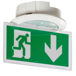 Legrand LED Emergency Lighting, Recessed, 0.6 W, Maintained