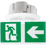 Legrand LED Emergency Lighting, Bulkhead, 1 W, Maintained, Non Maintained
