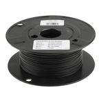 TE Connectivity Harsh Environment Wire 0.75 mm² CSA, Black 100m Reel