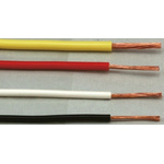 Black, 0.5 mm² Equipment Wire, 20m