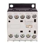 Lovato Contactor Relay - 2NO/2NC, 10 A Contact Rating