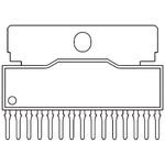 BA5417 ROHM, 2-Channel Audio Amplifier, 15+Tab-Pin HSIP