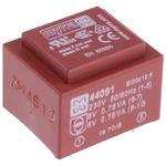 6V ac 2 Output Through Hole PCB Transformer, 1.5VA