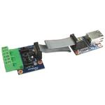 WIZnet Inc RS-422/RS-485 WIZ108SR Evaluation Board WIZ108SR-EVB