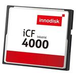 InnoDisk iCF4000 CompactFlash Industrial 128 MB SLC Compact Flash Card