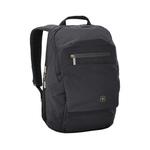 Wenger 16in Laptop Backpack, Black