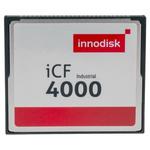 InnoDisk iCF4000 CompactFlash Industrial 4 GB Compact Flash Card