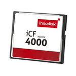 InnoDisk iCF4000 Industrial 128 MB SLC Compact Flash Card