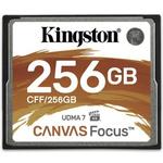 Kingston Canvas Focus 256 GB Compact Flash Card