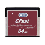 ATP A600Si CFast Industrial 64 GB MLC Compact Flash Card