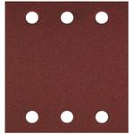 Bosch Sanding Sheet, 107mm 115mm, P80 Grit, Medium Grade