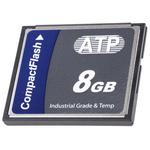 ATP CompactFlash Industrial 8 GB SLC Compact Flash Card
