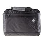 Wenger SwissGear Incline 14in Laptop Briefcase, Black