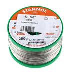 Stannol 0.5mm Wire Lead Free Solder, +227°C Melting Point