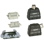 0526 Connector Set, Female to Male, 10 Way, 16.0A, 500.0 V