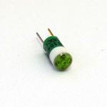 LED lamp replacement, 3mm Bi-Pin, 28V DC