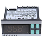 Carel IR33 Panel Mount PID Temperature Controller, 76.2 x 34.2mm, 4 Output Relay, 115  230 V ac Supply Voltage