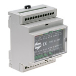 Smartscan 24 V dc Safety Relay -  Dual Channel With 2 Safety Contacts  Compatible With Light Beam/Curtain