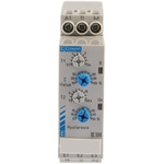 Crouzet Current Monitoring Relay With SPDT Contacts, 1 Phase