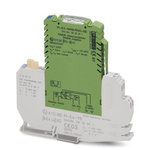 Phoenix Contact 1 Channel Isolation Barrier With NAMUR Input, Relay Output, 10.6 V max, 33mA max