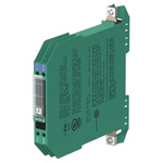 Pepperl + Fuchs 2 Channel Zener Barrier With Analogue Output, 250 V max, 153mA max