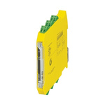 Phoenix Contact Optocoupler, Max. Forward 24 V, Max. Input 50 mA DIN Rail Mounting Style