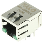Halo Electronics, FastJack, Female RJ45 Connector