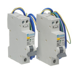 Europa RCBO - 1P, 20A Current Rating, EUB1RC Series