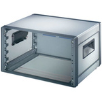 nVent-SCHROFF, 9U Rack Mount Case Comptec Ventilated, 420 x 520 x 500mm