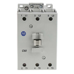 Allen Bradley 100 Series 100C 3 Pole Contactor - 60 A, 110 V ac Coil, 3NO, 32 kW
