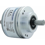 Incremental Encoder Wachendorff WDG58B-360-ABN-G24-K3 360 ppr 8000rpm Solid 10 → 30 V dc