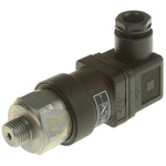 Suco Pressure Sensor for Various Media , 100bar Max Pressure Reading Relay