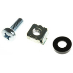 Schroff Assembly Kit Assembly Screw Pack for use with 19-Inch Enclosure, 19-Inch Front Panel