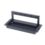 Schroff Folding Handle Folding Handle for use with 19-Inch Desktop Case, 6/9U