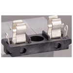 Sato Parts 5A Base Mount Fuse Holder for 5.2 x 20mm Fuse, 125V
