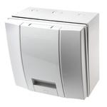 ABB 8 Way Plastic Consumer Unit, 63A, IP65 MISTRAL65