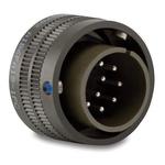 Amphenol Aerospace, ER 10 Way Cable MIL Spec Circular Connector Plug, Socket Contacts