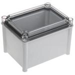 CAHORS GRP Combiester, Grey Fibreglass Enclosure, IP66, 180 x 135 x 129mm