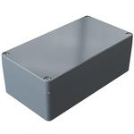 Rose Aluminium Standard, Grey Die Cast Aluminium Enclosure, IP66, 220 x 120 x 80mm Lloyds Register, Maritime Register,