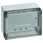 Spelsberg TG, Grey ABS Enclosure, IP66, IP67, 162 x 90 x 122mm