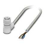 Phoenix Contact M12 4-Pin 10m Female Cable & Connector